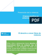 Necesidad de Crianza Positiva -Patricia Sainz - Aldeas Infantiles SOS