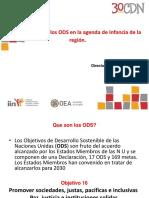 Los ODS 16.2 y Afines en La Agenda de Instituto Interamericano del Niño - VíctorGiorgi