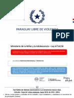 Paraguay Como País Pionero Del Global Partnership, Experiencias y Desafíos - Teresa Martínez