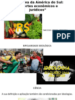 Agroecologia Como Ciência Para Mudança Na Matriz