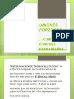 Uniones Forzosas en Paraguay-Eduardo Escobar