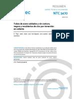 NTC3470 INCONTEC
