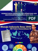 Ceramah Kepala LAN Latsar BPKP 2019