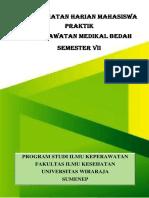 Laporan Kegiatan Harian Mahasiswa