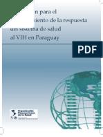 Informe OMS - Sida Paraguay
