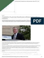 Comissário do governo francês para reforma da Previdência renuncia _ Notícias internacionais e análises _ DW _ 16.12.2019