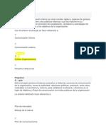 Examen Final Comunicacion Organizacional