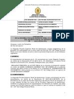 503-2015-506 - Prescripcion de La Accion Penal Delito de Falsificacion Documentaria