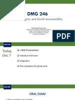 DMG 246 Slides Dec 7