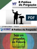 A Prática Da Pregação - STBMT