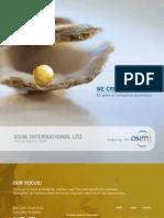 OSIM International Annual Reoprt 2009