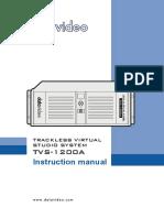 TVS-1200A_E2_A4_EN Manual