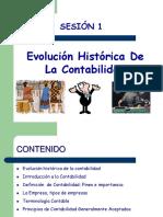 evolucion historia de la contabilidad