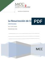 La Resurrecion de Cristo