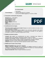 MSDS -- ÁCIDO MÁLICO -- FOODCHEM