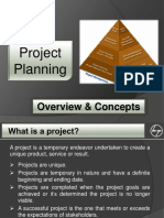 01. Project Planning - Overview & Concepts1