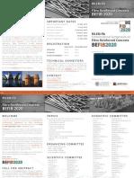 [BEFIB2020] RILEM-fib International Symposium on FRC