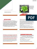 AGROCLIMATOLOGIA SECION 2