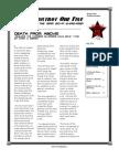 Sierra Foxtrot One-Five Vol1 Issue 1