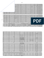 America Print Copy - Full Score