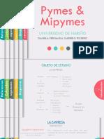 Pymes-Mipymes