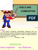 Fuels & Combustion