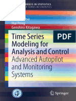 [SpringerBriefs in Statistics] Kohei Ohtsu, Hui Peng, Genshiro Kitagawa (auth.) - Time Series Modeling for Analysis and Control_ Advanced Autopilot and Monitoring Systems (2015, Springer Tokyo)