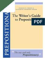 Prepositionary Guide