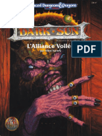 AD&D2 - L'Alliance voilée