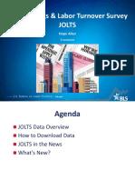 Job Openings & Labor Turnover Survey