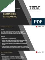 Red Hat Suscription Management - Generica