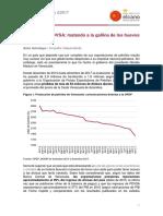 Achutegui, Asier. Venezuela y PDVSA, matando a la gallina de los huevos de oro.