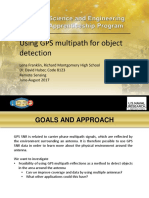 using gps multipath for object detection