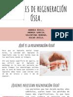 MATERIALES DE REGENERACIÓN ÓSEA. (1)