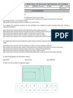 01 Lista de Exercircios Conjuntos Numericos