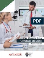 Gerencia en Salud