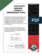 Teorema de Bayes Probabilidad Condicional y Probabilidad Total 2 638 Convertido