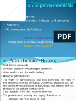 Introduction to Petrochemicals