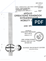 Apollo Operations Handbook Extravehicular Mobility Unit Volume II