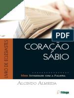 Coração sábio _ Alcindo Almeida