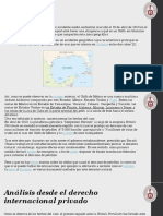 Changes in Oil Legislation After the Deepwater Horizon (the Chapulines) .1