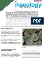 CBA-SW Newsletter - Autumn 2010