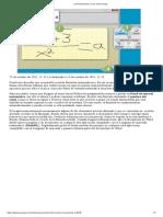 PC ACTUAL - Inserta Fórmulas en Tus Documentos