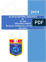 plan materiales educativos 2020