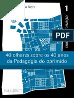 Caderno Paulo Freire