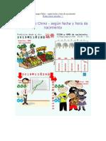 Almanaque Chino
