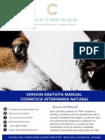 Version Gratuita Manual Cosmetica Veterinaria Natural