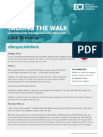 Respect At Work Case Study Leader Guide