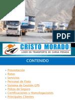 CRISTO MORADO EIRL