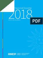 CENSO NACIONAL DOCENTE 2019